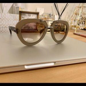 Prada Sunglasses SPR 28R-F Tortoise